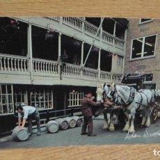 Postales: REPARTIDORES DE CERVEZA - CIRCULADA . Lote 114095211