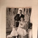 Postales: POSTAL. RAINIERO III, LA PRINCESA GRACE, E HIJOS. (A.1958). Lote 120268583