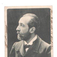 Postales: EL DOCTOR ROBERT, POSTAL CIRCULADA 1902. Lote 125693435