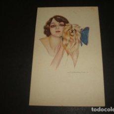 Cartes Postales: POSTA ART DECO NANNI ILUSTRADOR. Lote 128538463