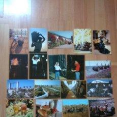 Postales: POD1- 22 POSTAL DE TEMA BODEGAS Y VINOS. Lote 155276198