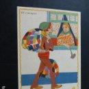 Postales: POSTAL STUART ILUSTRADOR ESTETICA ART DECO. Lote 166053018