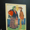 Postales: POSTAL STUART ILUSTRADOR ESTETICA ART DECO. Lote 166053050