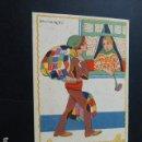 Postales: POSTAL STUART ILUSTRADOR ESTETICA ART DECO. Lote 166053058