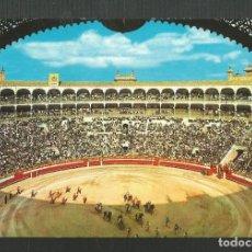 Postales: POSTAL CIRCULADA PLAZA DE TOROS 803 SALIDA DE LA CUADRILLA EDITA BEASCOA. Lote 170938265