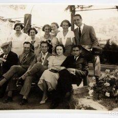 Postales: ANTIGUA FOTO POSTAL - PERSONAJES POSANDO -SIN CIRCULAR.. Lote 172749957