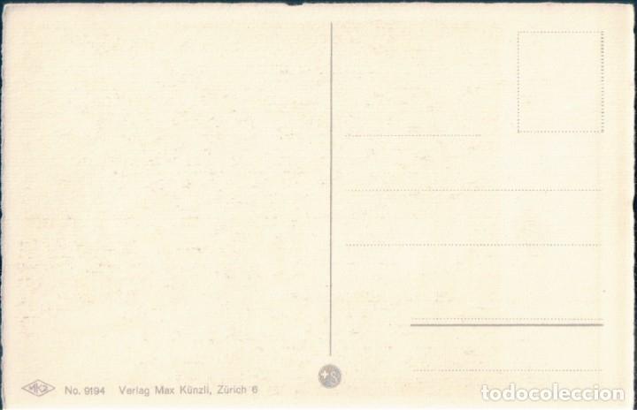 Postales: POSTAL JARRON CON FLORES - ILUSTRADOR ANTONIO MULLER - M K Z 9194 - Foto 2 - 173067624