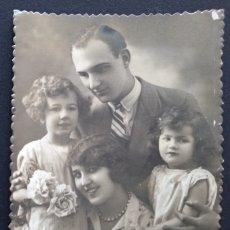 Postales: CTC - AÑOS 40 PRECIOSA ANTIGUA TARJETA POSTAL CEKO 1738 - REVERSO ESCRITO Y FECHADA CAUDETE 1944. Lote 176451794