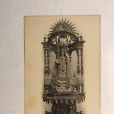 Postales: MURCIA. POSTAL FOTOGRÁFICA. NUESTRA SEÑORA DE LA LUZ. VERENADA EN SU ERMITORIO DE EXTRAMUROS. Lote 183623043
