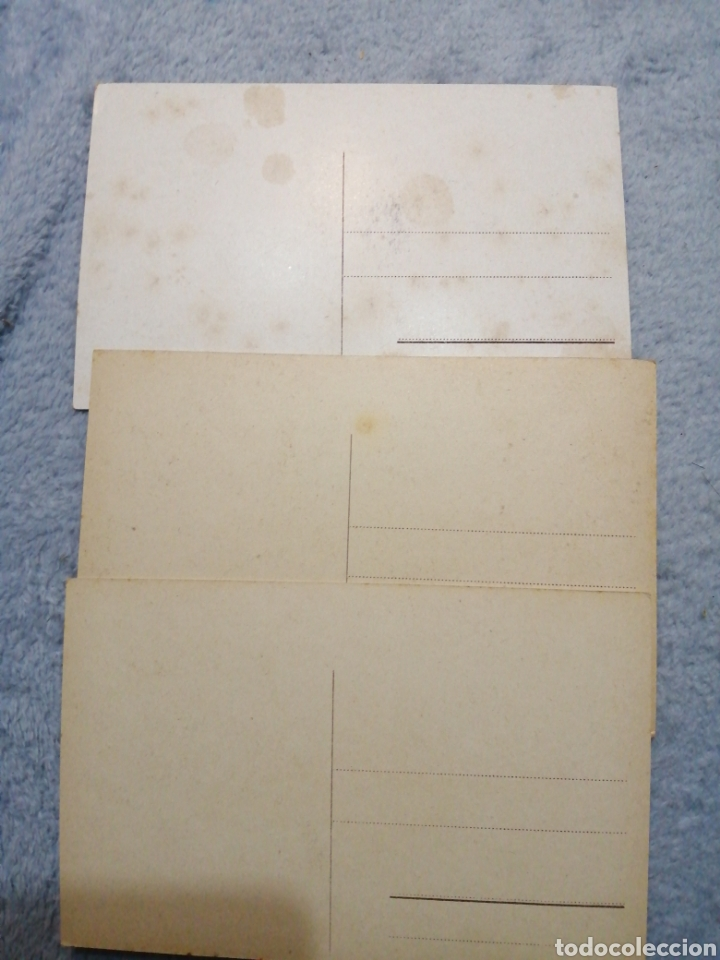 Postales: Postales antiguas bailarinas - Foto 2 - 183738335