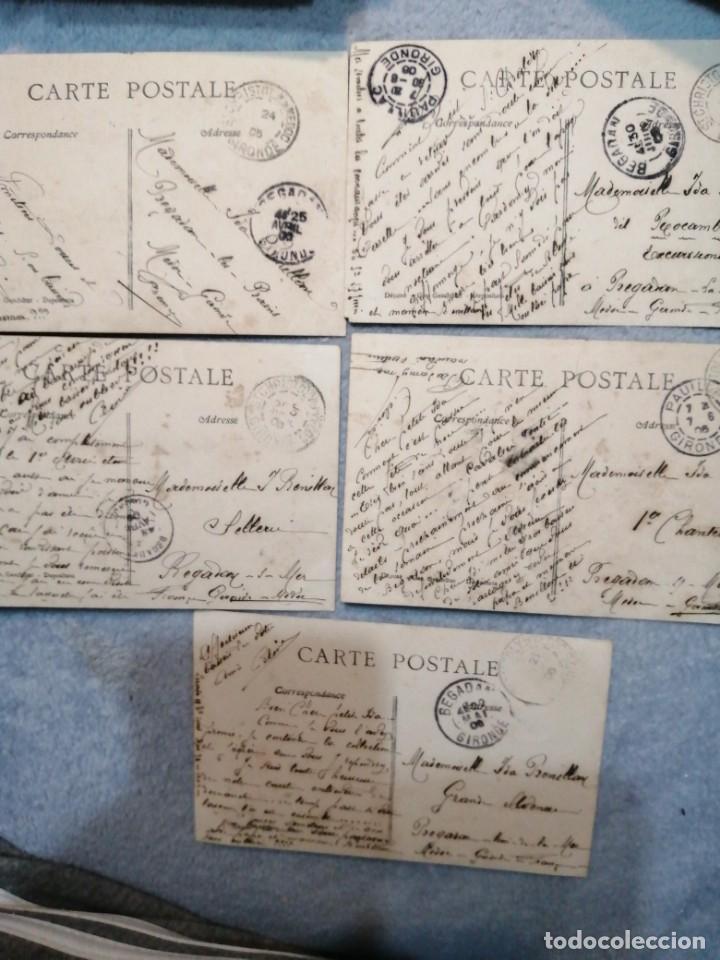 Postales: Postales antiguas románticas militares - Foto 2 - 183739072