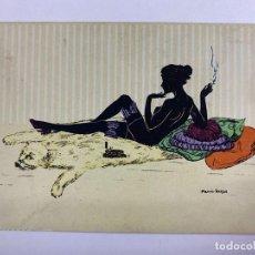 Postales: TARJETA POSTAL MODERNISTA. MANNI GROSZE. VER FOTOS. . Lote 184912470