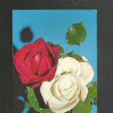 Postales: POSTAL SIN CIRCULAR - FLORES 1001/2 - ROSAS - EDITA POSTALES VIKINGO. Lote 191001082