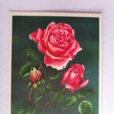 Postales: BONITA POSTAL ALEMANIA ROSAS FLORES. Lote 191277192