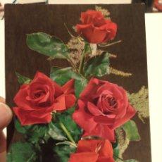 Postales: FLORES. Lote 191412262