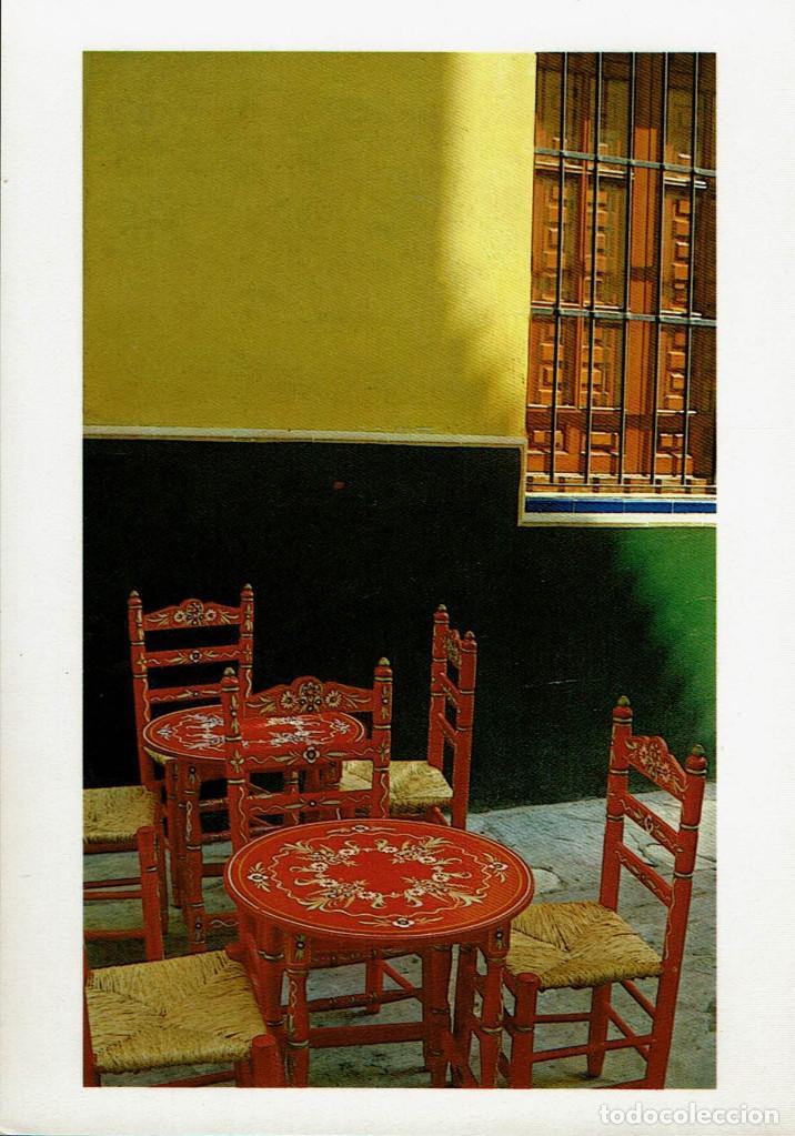 Postales: Lote 20 postales artísticas m. brossa. am4. barcelona. sin circular - Foto 4 - 191839225