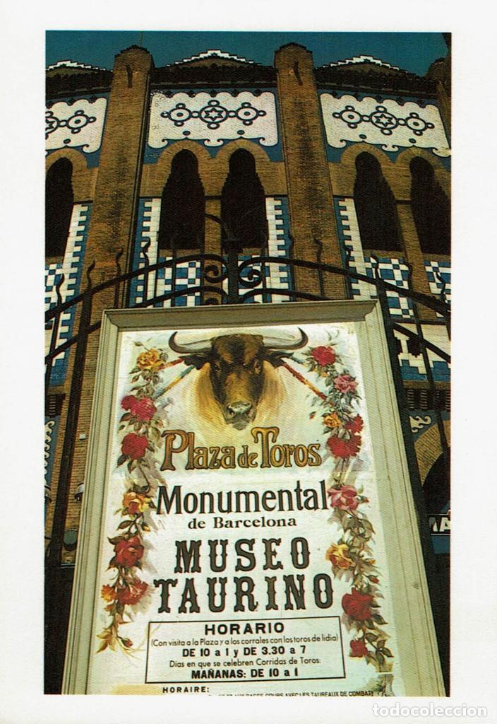 Postales: Lote 20 postales artísticas m. brossa. am4. barcelona. sin circular - Foto 17 - 191839225