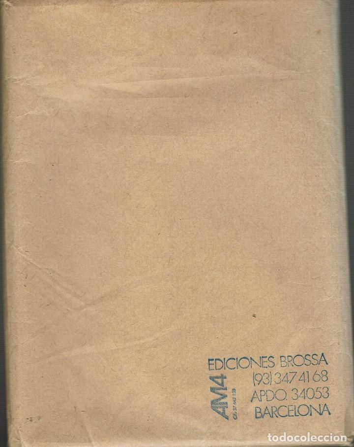 Postales: Lote 20 postales artísticas m. brossa. am4. barcelona. sin circular - Foto 23 - 191839225