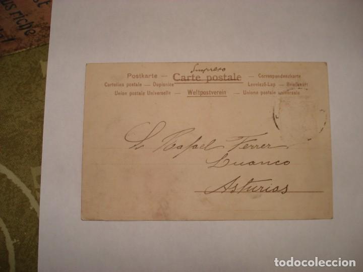 Postales: POSTAL PRINCIPIOS SIGLO XX DANSES NATIONALES ANGLETERRE - Foto 2 - 192727311