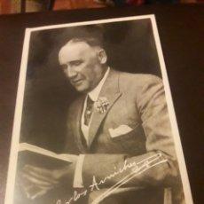 Postales: ANTIGUA POSTAL FOTOGRAFÍCA, CARLOS ARNICHES. Lote 192748972