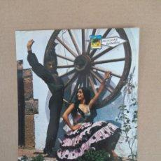 Postales: POSTAL FOLKLORE ESPAÑOL. Lote 194709302