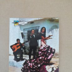 Postales: POSTAL FOLKLORE ESPAÑOL LA CAMBORIA. Lote 194709682