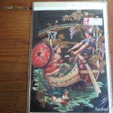Postales: BONITA POSTAL CON MOTIVOS JAPONESES.. Lote 194878138