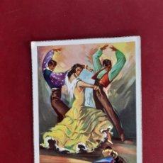 Postales: FOLCLORE ESPAÑOL-SIN CIRCULAR. Lote 195100353