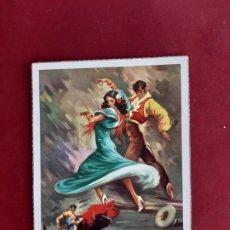 Postales: FOLCLORE ESPAÑOL-SIN CIRCULAR. Lote 195100398