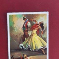 Postales: FOLCLORE ESPAÑOL-SIN CIRCULAR. Lote 195100428