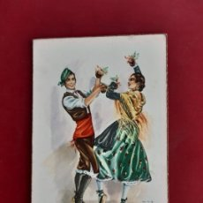 Postales: FOLCLORE ESPAÑOL-SIN CIRCULAR. Lote 195100476