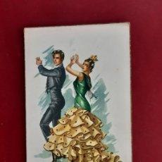 Postales: FOLCLORE ESPAÑOL-SIN CIRCULAR. Lote 195100527