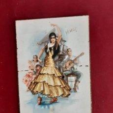 Postales: FOLCLORE ESPAÑOL-SIN CIRCULAR. Lote 195100545