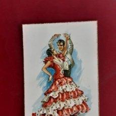 Postales: FOLCLORE ESPAÑOL-SIN CIRCULAR. Lote 195100552