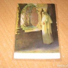 Postales: CONTEMPLACION RAMON CASAS. Lote 201585362