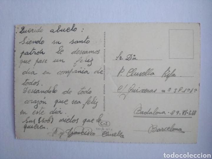 Postales: Postal jarrón con flores vives cyz 561/a 4 - Foto 2 - 202534630