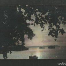 Postales: FOTO POSTAL CIRCULADA FECHADA EN 1953 - PAISAJE. Lote 205231793
