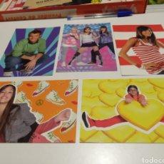 Postales: POSTALES EL MUNDO DE PATTY. Lote 205737336