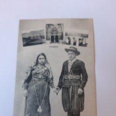 Postales: OVIEDO ANTIGUO TRAJE REGIONAL J.ROIG MADRID PERFECTA. Lote 210438575