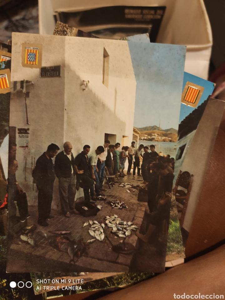 Postales: 19 postales Cataluña - Foto 11 - 215846552