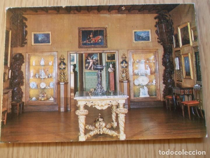 """POSTAL """"MUSEO PROVINCIAL PONTEVEDRA"""" N°4353 SALÓN NOBLE (Postales - Postales Temáticas - Estilo)"""