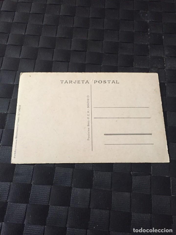 Postales: PRECIOSA POSTAL ANTIGUA - REGIONALES ANDALUCIA - LA DE LA FOTO VER TODAS MIS POSTALES - Foto 2 - 219074815