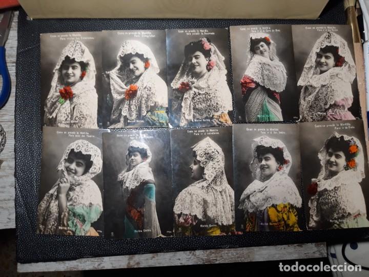 POSTALES ANTIGUAS 1906 (Postales - Postales Temáticas - Estilo)
