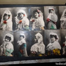 Postales: POSTALES ANTIGUAS 1906. Lote 219403162