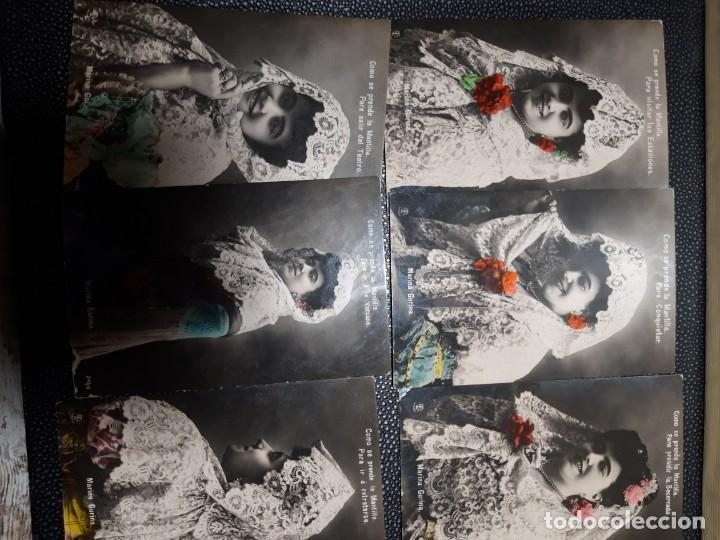 Postales: Postales Antiguas 1906 - Foto 2 - 219403162
