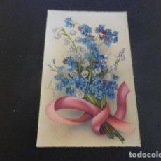 Postales: RAMO DE FLORES POSTAL C. VIVES ILUSTRADOR. Lote 224868717