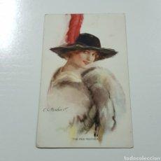 Postales: POSTAL MODERNISTA - THE CARLTON PUBLISHING LONDON. Lote 228042735