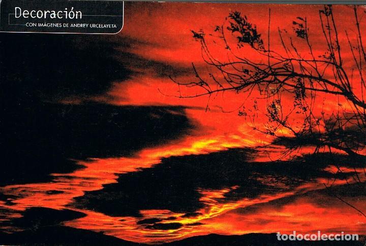 FOTOGRAFIA DE ANDREY URCELAYETA (Postales - Postales Temáticas - Estilo)