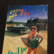Postales: POSTAL CUTRE, COSTA DEL SOL.. Lote 254286090