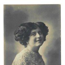 Postales: RETRATO DE MUJER - CIRCULADA EN 1913 - SELLO DE AUSTRIA. Lote 266004693